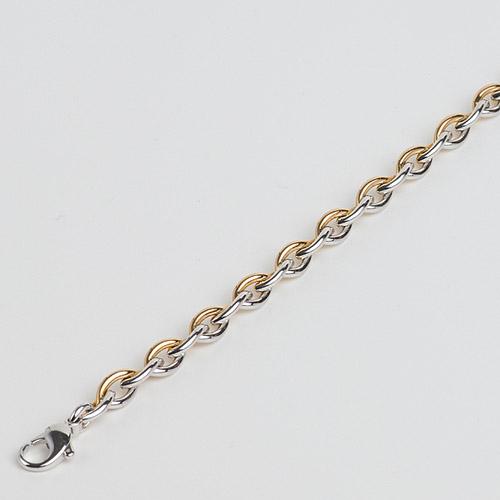Klassische Armbänder in Silber, Gold und Platin